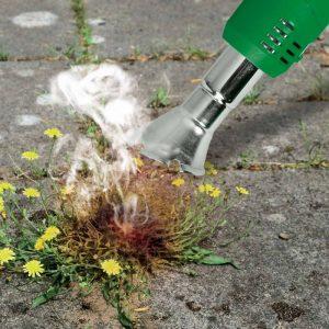 Désherbeur électrique de jardin
