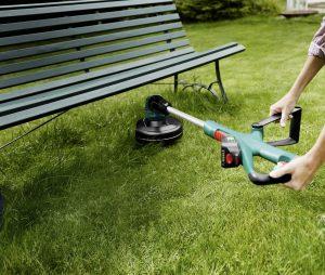 coupe bordure grand jardin