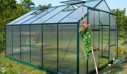 Rangements du jardin et installations